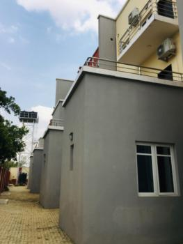 Tastefully Built 5 Units of 4 Bedroom Terrace Duplex with a Room Bq, Jahi, Abuja, Terraced Duplex for Rent