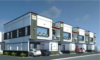4 Bedrooms Terraced Duplex, Chevron, 2nd Tollgate, Lekki Phase 2, Lekki, Lagos, Terraced Duplex for Sale
