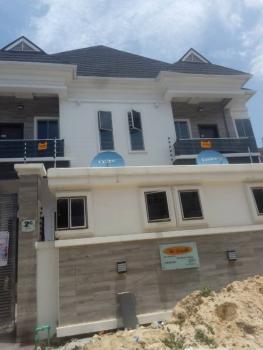 Newly Built 4 Bedrooms Semi Detached Duplex, Orchid Road, Ikota, Lekki, Lagos, Semi-detached Duplex for Rent