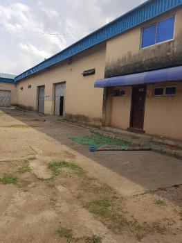 Two Bay Warehouse on 5 Plots of Land, Ogunusi Road, Ojodu, Lagos, Warehouse for Sale