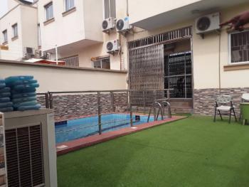 Luxury 4 Bedrooms Serviced Duplex, Bq,gym, Private Pool, Jabi, Abuja, Terraced Duplex for Sale