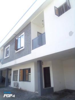 Brand Newly Built 3 Bedrooms Terrace Duplex with Bq, Chevron Tollgate, Lekki Phase 2, Lekki, Lagos, Terraced Duplex for Sale
