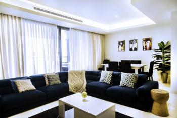 Baynes Home 3(three) Bedroom Apartment/flat, Eko Pearl Towers, Eko Atlantic City, Ahmadu Bello Way., Eko Atlantic City, Lagos, Flat / Apartment Short Let