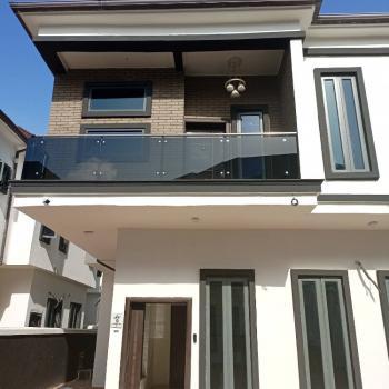 Luxury 4 Bedrooms with Bq, 2nd Tollgate, Lekki Phase 1, Lekki, Lagos, Semi-detached Duplex for Sale