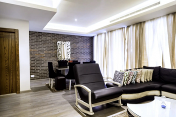 Forsyths Haven 3 (three) Bedroom Apartment/flat, Eko Pearl Towers, Eko Atlantic City, Ahmadu Bello Way, Eko Atlantic City, Lagos, Flat / Apartment Short Let