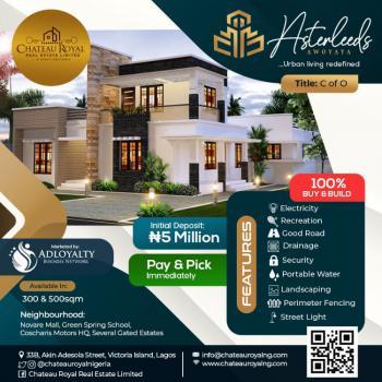 Land, Asterleeds, Awoyaya, Ibeju Lekki, Lagos, Mixed-use Land for Sale
