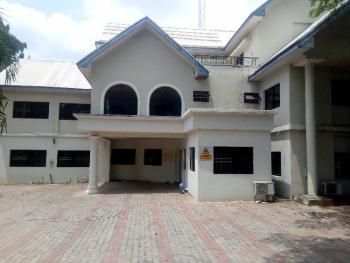 Spacious 6 Bedrooms Duplex with 2 Bedrooms Guests Charlets, 3 Rooms Bq, Off Alvan Ikoku Way, Maitama District, Abuja, Detached Duplex for Rent