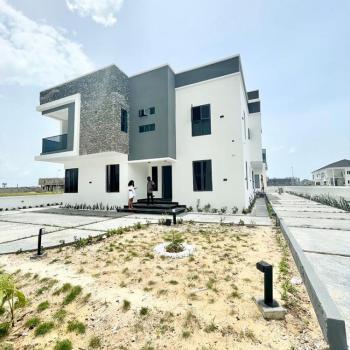 Luxury 4 Bedroom with Bq, By Nicon Town, Ikate Elegushi, Lekki, Lagos, Semi-detached Duplex for Sale