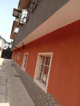 Lovely 2 Bedrooms, All Rooms Ensuite, Punch Estate, Mangoro Bus-stop, Ikeja, Lagos, House for Rent