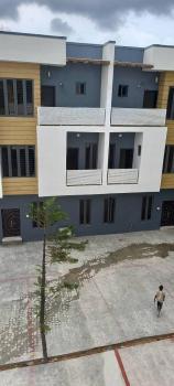 Luxury Built & Spacious 4 Bedroom Duplex + 1bq, Maryland, Lagos, Terraced Duplex for Rent