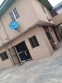 3 Bedroom All Rooms Ensuits, Punch Estate, Mangoro, Ikeja, Lagos, Flat for Rent