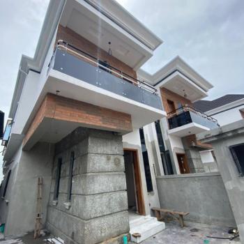 Luxury 4 Bedroom with Bq, Chevron, Lekki Phase 1, Lekki, Lagos, Semi-detached Duplex for Sale