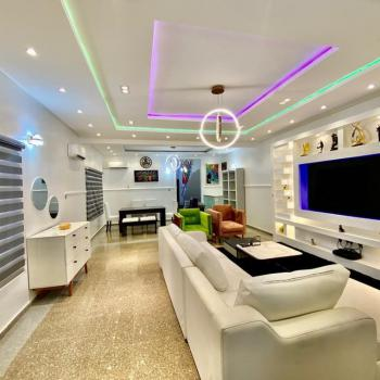 Luxury 5 Bedrooms, Osapa, Lekki Phase 1, Lekki, Lagos, Detached Duplex Short Let