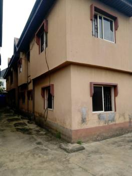 Eight Numbers of 3 Bedrooms, Ayobo, Ipaja, Alimosho, Lagos, Block of Flats for Sale