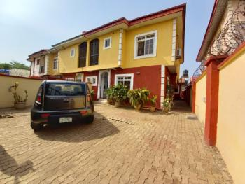 Well Maintained & Nicely Located Luxury 3 Bedroom Semi-detached House, Lokogoma District, Abuja, Semi-detached Duplex for Sale