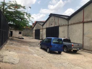 Land Size Measuring 65,000sqm with Warehouse, Off Kudirat Abiola, Ikeja, Lagos, Warehouse for Sale