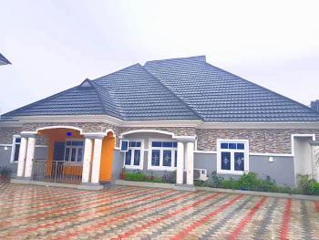 Magnificient 6 Bedrooms Bungalow on 2 Plots, Eco Bank Axis, Eleme, Rivers, Detached Bungalow for Sale