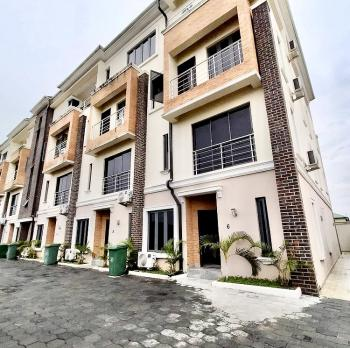 Lovely Fully Serviced 4 Bedrooms Terraced Duplex with a Room Bq, Oniru, Victoria Island (vi), Lagos, Terraced Duplex for Sale