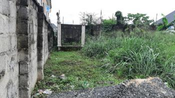 Well Located with Uncompleted Structure, Eneka Road, Eneka, Port Harcourt, Rivers, Residential Land for Sale
