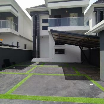 5 Bedroom Fully Detached Duplex with 2 Room Bq, Lekki Phase 1, Lekki, Lagos, Detached Duplex for Rent