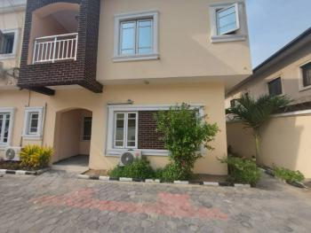 4 Bedroom Luxury Duplex Fitted with Ac in All Rooms and Detached Bq, Ikate, Lekki, Lagos, Terraced Duplex for Rent