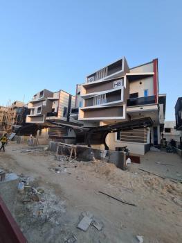 Contemporary Smart Home, Orchid Hotel Road, Lafiaji, Lekki, Lagos, Semi-detached Duplex for Sale