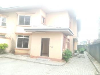 Lovely 4 Bedroom Semi Detached House with 2 Room Maids Quarter, Lekki Phase 1, Lekki, Lagos, Semi-detached Duplex for Rent