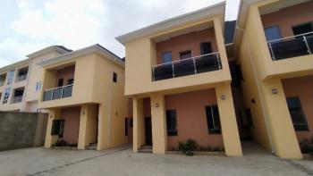 Newly Built Standard Serviced 4 Bedroom Terraced Duplex, Jahi, Abuja, Terraced Duplex for Rent