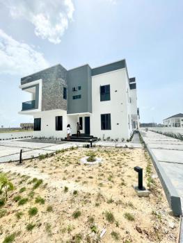 4 Bedroom Semi Detached Duplex, Cowrie Creek Estate, Ikate Elegushi, Lekki, Lagos, Semi-detached Duplex for Sale