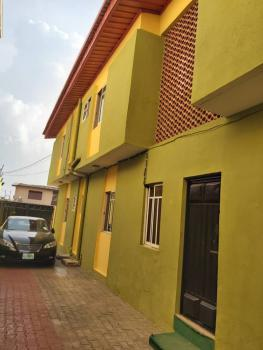 2 Nos of 4 Bedroom Flat & 2 Numbers of 3 Bedroom Flat on 672sqm Land, From Police Division, New Oko-oba, Agege, Lagos, Flat / Apartment for Sale