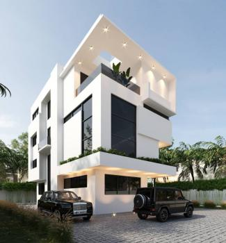 Luxury 5 Bedrooms Fully Detached Duplex with 2 Rooms Boys Quarters, Ikoyi Crescent, Ikoyi, Lagos, Detached Duplex for Sale