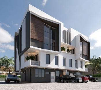 5 Bedrooms Semi-detached Duplex with 2 Rooms Boys Quarter, Crescent, Ikoyi, Lagos, Semi-detached Duplex for Sale