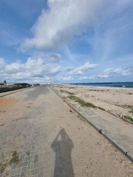 Primed 1200sqm Waterfront Plot in a Strategic Location, Ilasan, Lekki, Lagos, Residential Land for Sale