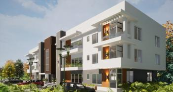 2 Bedroom Apartment + Balcony, Idu Mbora By Nizamiye Turkish Hospital, Mbora (nbora), Abuja, Block of Flats for Sale