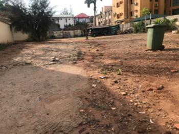 Strategic 1400 Sqm Commercial Plot, C of O,, Off Aminu Kano Crescent, Wuse 2, Abuja, Commercial Land for Sale