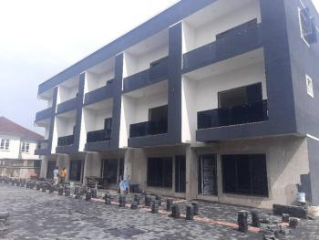 Newly Built 5 Bedroom Terrace Duplex with Bq S/ Pool and Top Balcony, Off Admiralty Way, Lekki Phase 1, Lekki, Lagos, Terraced Duplex for Sale