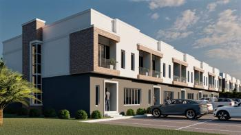 Exquisitely Finished 3 Bedrooms Terraced Duplex with a Boys Quarter, Lekki Phase 2, Lekki, Lagos, Terraced Duplex for Sale