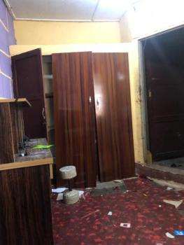 One Room Self-contained with Car Park (upstairs), Yaba, Lagos, Self Contained (single Rooms) for Rent