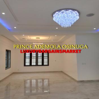 Fresh & Newly Built 4 Bedroom Semi Detached House + Bq, Banana Island, Ikoyi, Lagos, Semi-detached Duplex for Sale