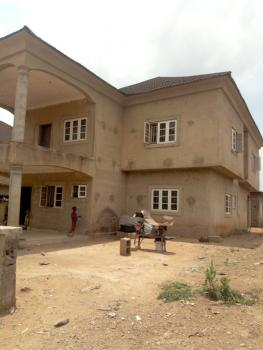 90% Completed Fully Detached 4 Bedrooms Duplex with Bq, By Pengason Estate, Lokogoma District, Abuja, Detached Duplex for Sale