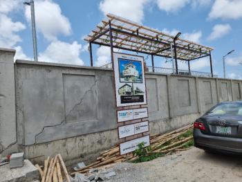 2 Bedroom Luxurious Terraced Duplex, Atlantic Layout Estate Before Lagos Business School Abraham Adesanya, Ajah, Lagos, Terraced Duplex for Sale