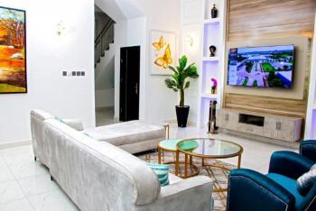 4 Bedroom Semi Detached Home, Ikate, Lekki, Lagos, Semi-detached Duplex Short Let