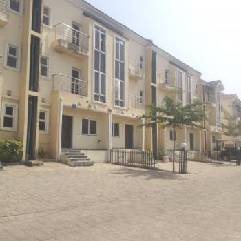 Standard 4 Bedrooms Terraced Duplex with 2 Living Rooms, Brains and Hammers Estate, Life Camp, Abuja, Terraced Duplex for Sale