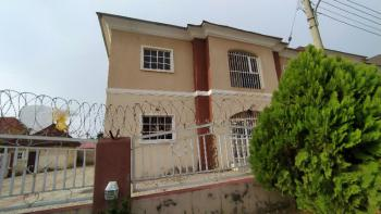 Newly Built 4 Bedroom Semi-detached Duplex with Excellent Facilities, Along Godab Estate Road, Life Camp, Abuja, Terraced Duplex for Sale