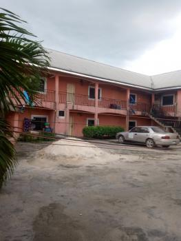 Standard 1 Bedroom Flat with Standard Facilities, Omuna Woko Street By Sarah House, Rumuokwuota, Port Harcourt, Rivers, Block of Flats for Sale