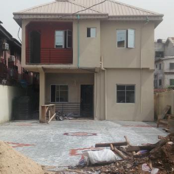 Newly Built Spacious Mini-flat Upstairs, Off Fashoro Street, Surulere, Lagos, Mini Flat for Rent