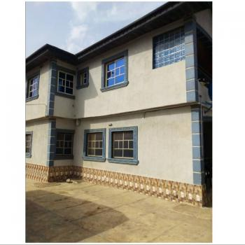 Solid, Neatly Used 4 Nos of 3 Bedroom Flat, Off Ait Road Agbado, Ijaiye, Lagos, Block of Flats for Sale