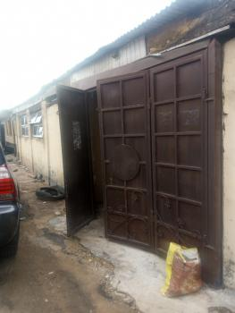 Spacious Bungalow Warehouse with Inbuilt Offices, Micheal Ogun Obele By Ogunlana Drive, Ogunlana, Surulere, Lagos, Warehouse for Rent