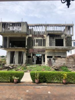 Luxury 5 Bedroom Mansion with Pent Floor (shell), Ikate Elegushi, Lekki, Lagos, Detached Duplex for Sale