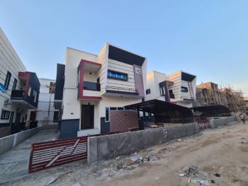 Extraordinarily Finished Smart 4 Bedroom Semi Detached Duplex Plus Bq, 2nd Lekki Toll Gate, Lekki, Lagos, Semi-detached Duplex for Sale